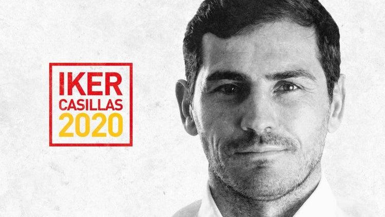 ¿ADONDE VA CASILLAS?