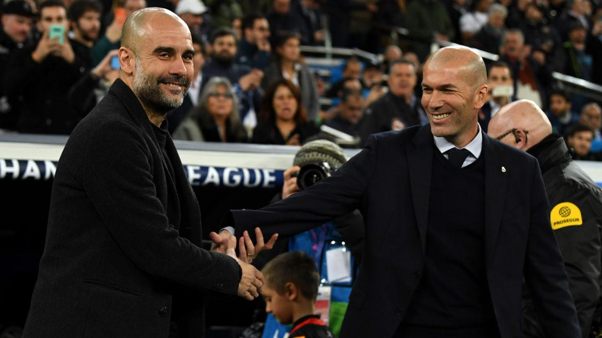 ¿MANCHESTER CITY - REAL MADRID, EN LISBOA?